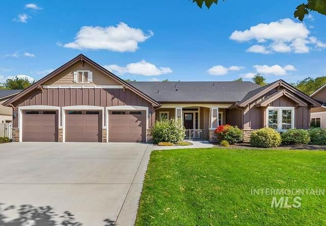 5032 W Rosslare Dr, Eagle, ID 83616 (MLS #98819257) :: Build Idaho