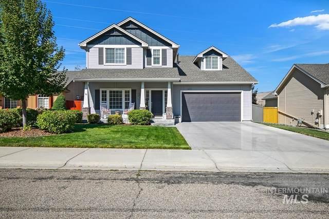4098 E Homestead Rim Dr, Boise, ID 83716 (MLS #98819258) :: Beasley Realty