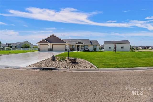 22873 Big Loon Way, Caldwell, ID 83607 (MLS #98819259) :: Build Idaho