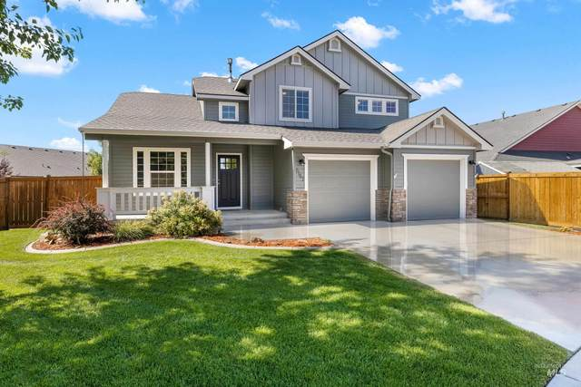6157 S Red Sunset Pl, Boise, ID 83709 (MLS #98819261) :: Trailhead Realty Group