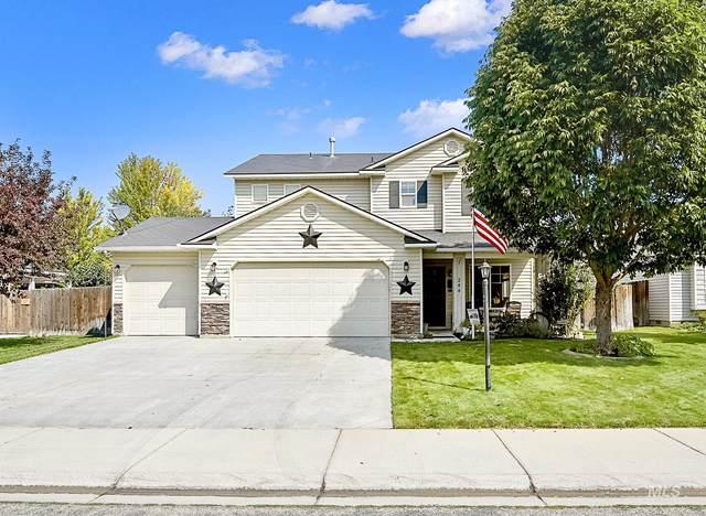 244 E Chapparosa Dr, Kuna, ID 83634 (MLS #98819267) :: Build Idaho