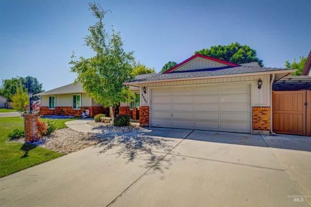 3665 W Woodmont Drive, Meridian, ID 83646 (MLS #98819272) :: Build Idaho