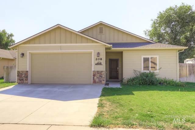 208 Union Pacific, Homedale, ID 83628 (MLS #98819282) :: Build Idaho
