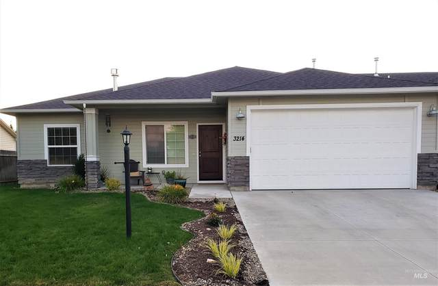 3214 Airport Ave, Caldwell, ID 83605 (MLS #98819289) :: Jon Gosche Real Estate, LLC