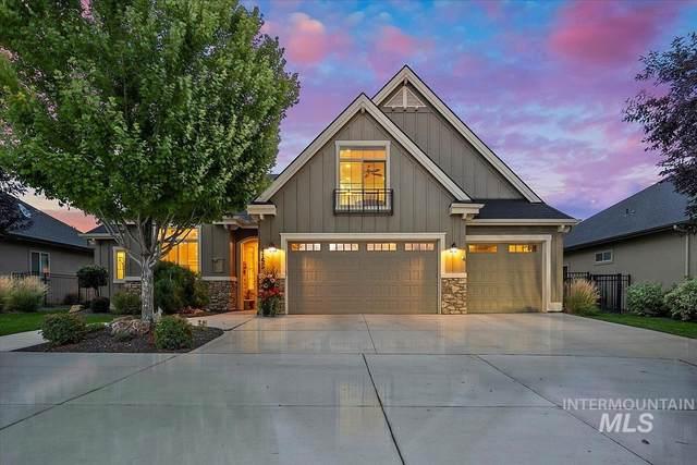 4155 W Greenspire Dr W Greenspire Dr, Meridian, ID 83646 (MLS #98819291) :: Michael Ryan Real Estate