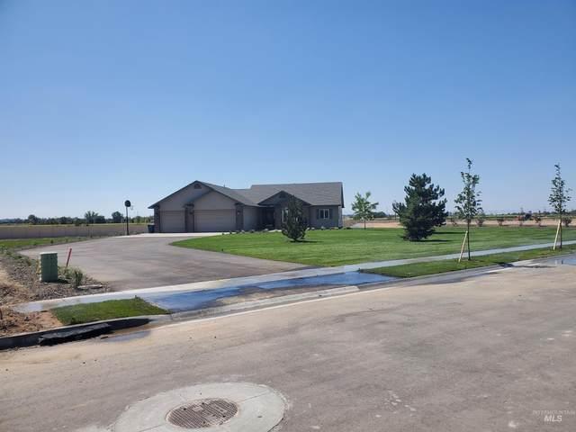 5081 E Crows Nest St, Nampa, ID 83687 (MLS #98819293) :: Build Idaho