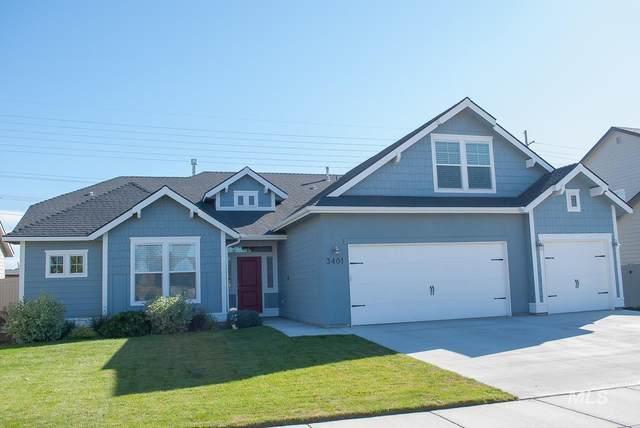 3401 E Grayson St, Meridian, ID 83642 (MLS #98819298) :: Build Idaho