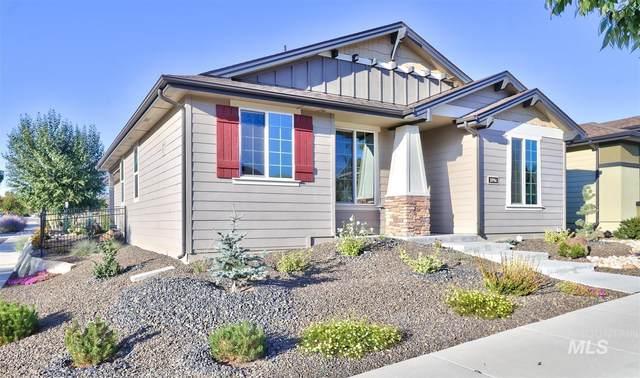 5994 W Beaufort, Boise, ID 83714 (MLS #98819303) :: City of Trees Real Estate