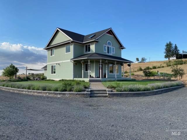 1042 Deer Rd, Deary, ID 83823 (MLS #98819308) :: Build Idaho
