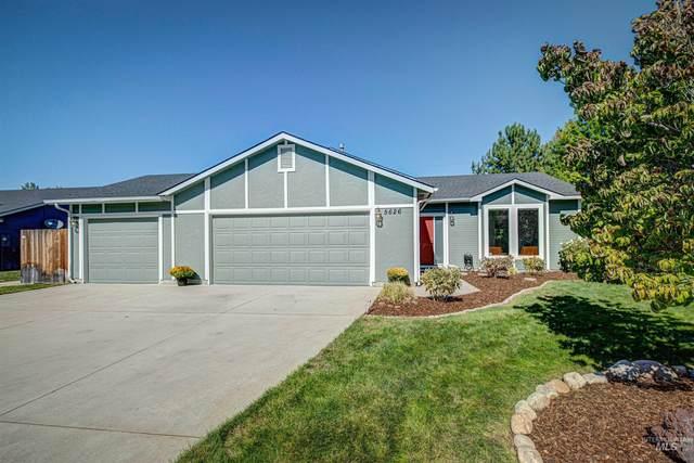 5626 S Kalmia Pl, Boise, ID 83716 (MLS #98819311) :: Build Idaho