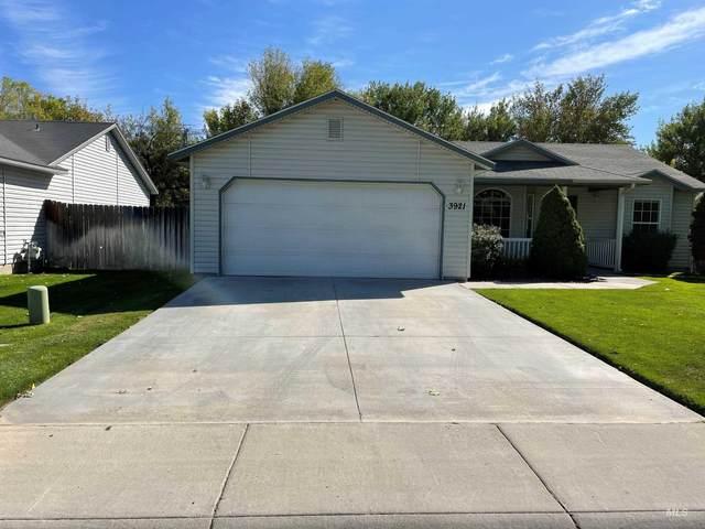 3921 Bismark Ave, Caldwell, ID 83605 (MLS #98819319) :: Juniper Realty Group