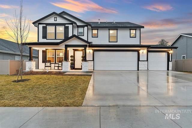 808 E Great Bear St, Kuna, ID 83634 (MLS #98819320) :: City of Trees Real Estate