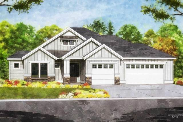 812 E Territory St Gps Not Updated, Meridian, ID 83646 (MLS #98819321) :: Juniper Realty Group