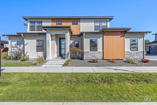 3894 W Crossley, Eagle, ID 83616 (MLS #98819333) :: Build Idaho