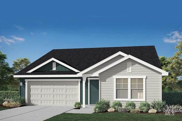 1266 S Threave, Kuna, ID 83634 (MLS #98819347) :: City of Trees Real Estate