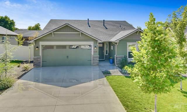 9739 W Goldenpond Street, Boise, ID 83709 (MLS #98819348) :: The Bean Team