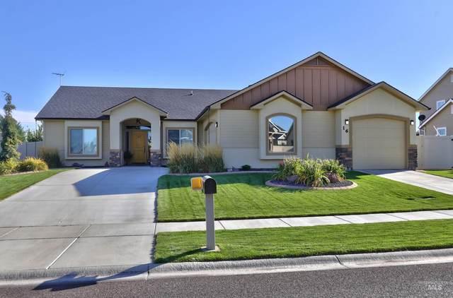 16 N Luke Loop, Nampa, ID 83651 (MLS #98819354) :: Scott Swan Real Estate Group