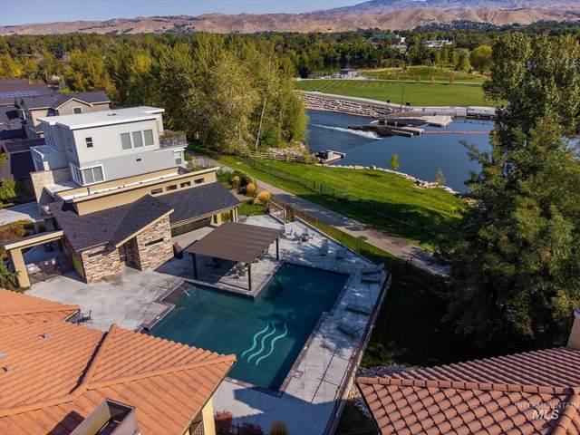 3598 N Prospect Way, Garden City, ID 83714 (MLS #98819367) :: Build Idaho