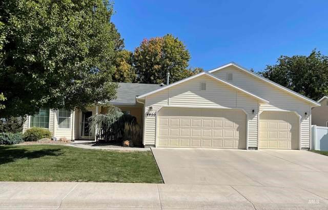 4450 S Corbari Ave, Boise, ID 83709 (MLS #98819380) :: Epic Realty