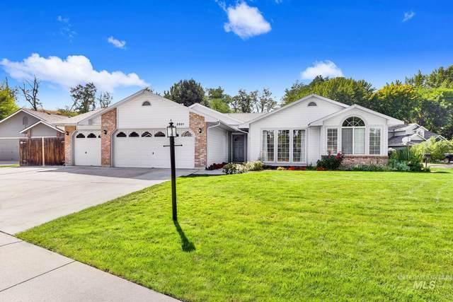 2501 E Gloucester, Boise, ID 83706 (MLS #98819382) :: Beasley Realty