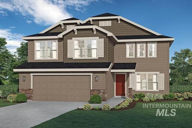 850 E Great Bear St, Kuna, ID 83634 (MLS #98819403) :: City of Trees Real Estate