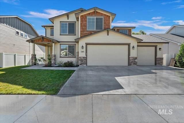 1365 W Penelope, Kuna, ID 83634 (MLS #98819404) :: Navigate Real Estate