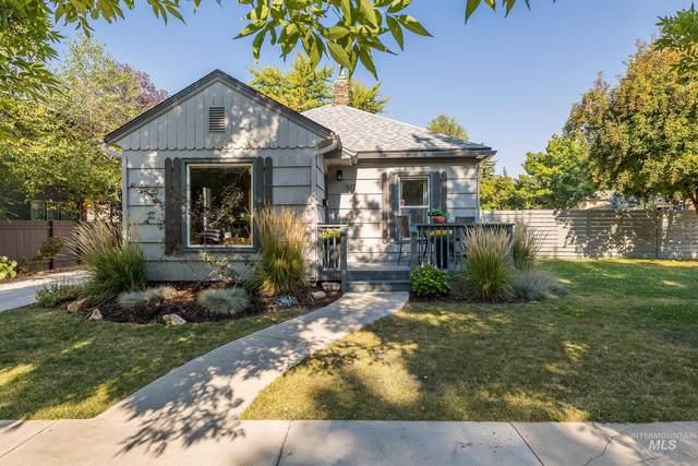 517 Haines, Boise, ID 83712 (MLS #98819409) :: Beasley Realty