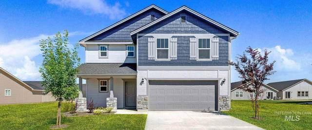 1314 S Threave, Kuna, ID 83634 (MLS #98819421) :: City of Trees Real Estate