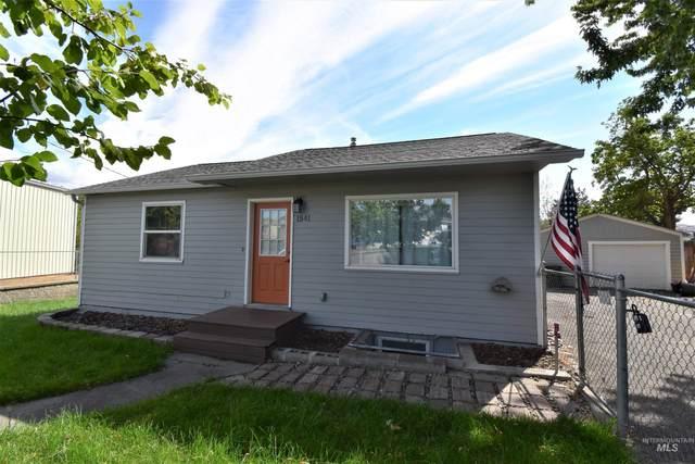 1541 Sunrise Drive, Clarkston, WA 99403 (MLS #98819428) :: Juniper Realty Group