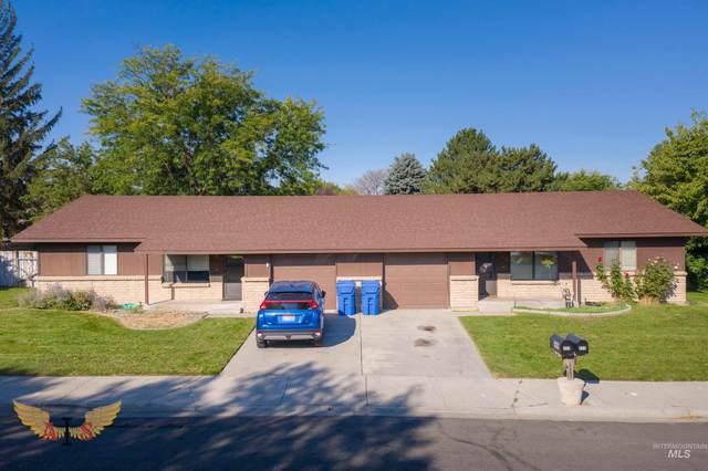 989 & 995 N Blake Street, Twin Falls, ID 83301 (MLS #98819431) :: New View Team