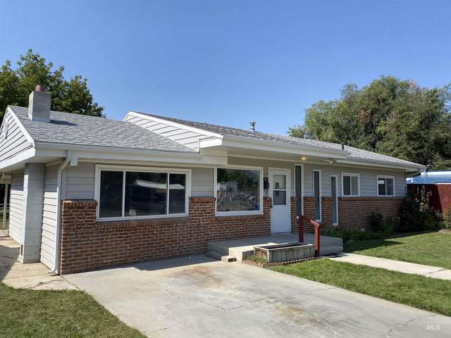 77 S State St., Nampa, ID 83651 (MLS #98819432) :: Team One Group Real Estate