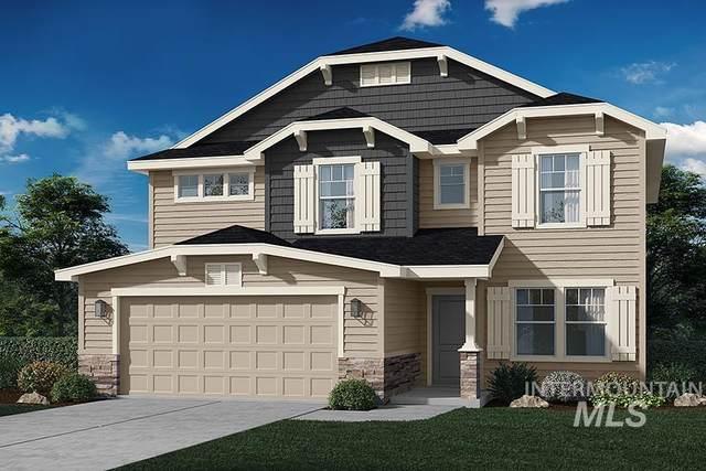 882 E Great Bear St, Kuna, ID 83634 (MLS #98819433) :: City of Trees Real Estate