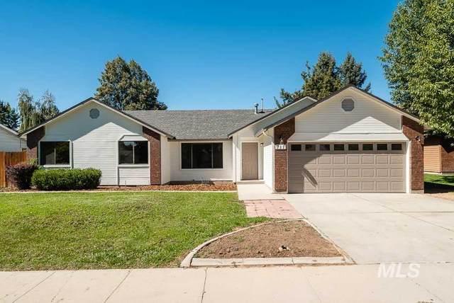 711 S Queens Guard Way, Boise, ID 83709 (MLS #98819435) :: Idaho Real Estate Advisors