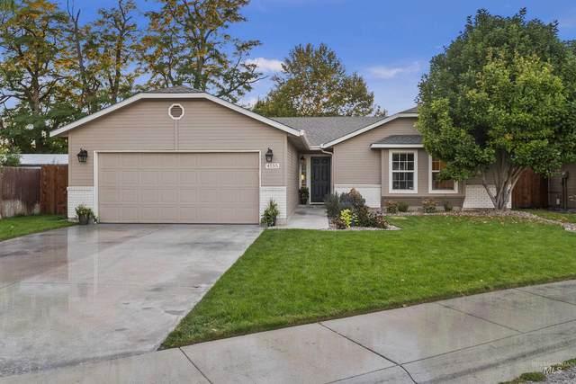 4155 N Sorrel Pl., Boise, ID 83703 (MLS #98819441) :: Epic Realty
