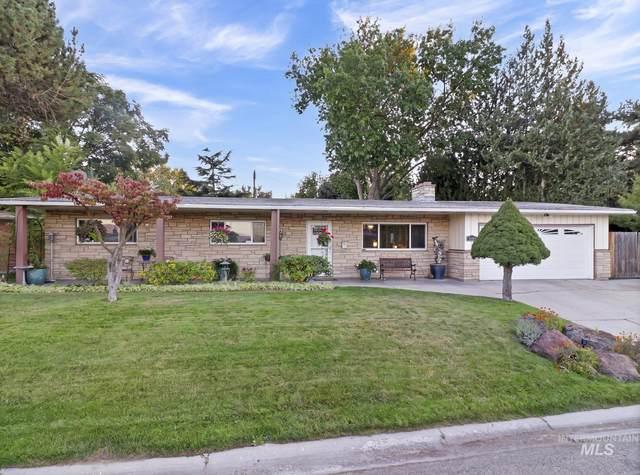 5101 W Bel Air St, Boise, ID 83705 (MLS #98819443) :: Team One Group Real Estate