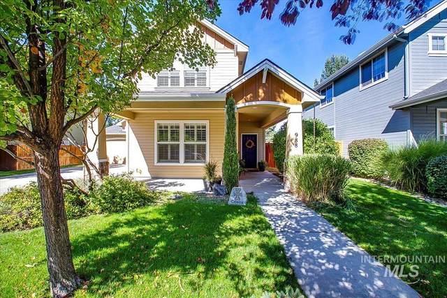988 E Washakie Street, Meridian, ID 83646 (MLS #98819452) :: Full Sail Real Estate