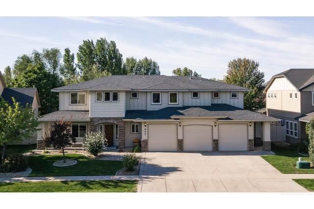 627 W Indian Rocks, Meridian, ID 83646 (MLS #98819456) :: Team One Group Real Estate