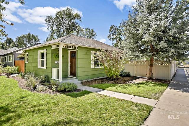801 W Rossi St, Boise, ID 83706 (MLS #98819457) :: Story Real Estate