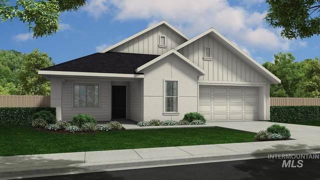 12813 S Milazzo Way, Nampa, ID 83686 (MLS #98819473) :: Idaho Real Estate Advisors