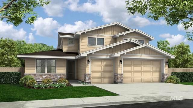 12726 S Nuova Way, Nampa, ID 83686 (MLS #98819478) :: Build Idaho