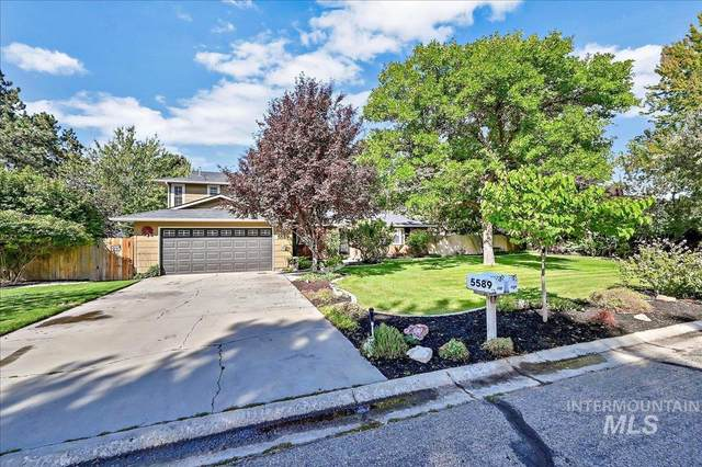 5589 S Silver Spur St, Boise, ID 83709 (MLS #98819490) :: Epic Realty