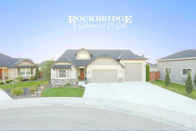1138 N Glen Aspen Way, Star, ID 83669 (MLS #98819496) :: Navigate Real Estate