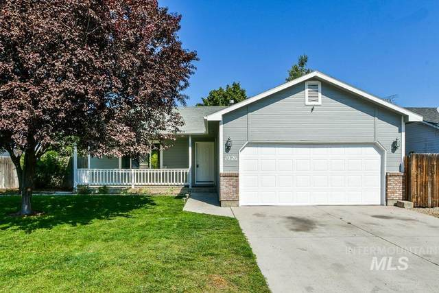 1026 W Edwards Ave, Nampa, ID 83686 (MLS #98819507) :: The Bean Team