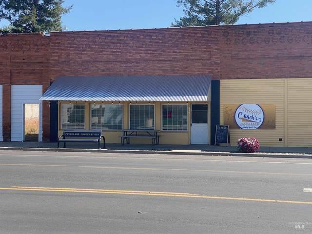 419 Oak St, Nezperce, ID 83543 (MLS #98819539) :: Idaho Life Real Estate