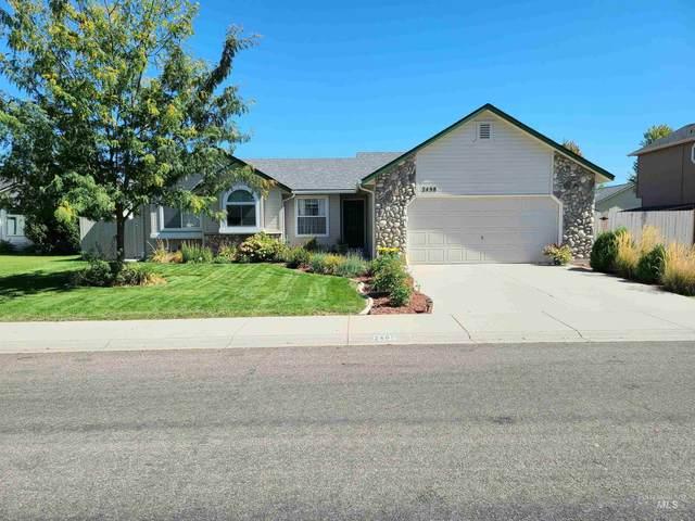 2498 N Clydesdale, Meridian, ID 83646 (MLS #98819542) :: Boise River Realty