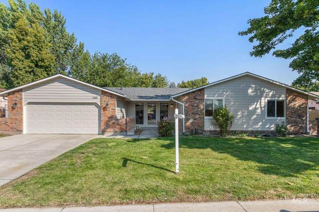 5680 Peachtree, Boise, ID 83703 (MLS #98819554) :: Team One Group Real Estate