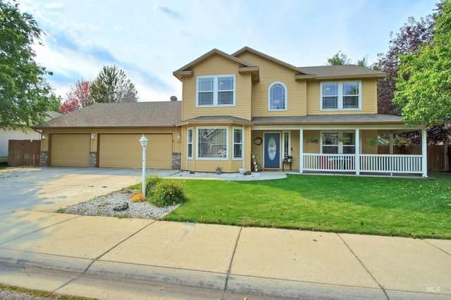 1795 W Merganzer Dr, Meridian, ID 83642 (MLS #98819575) :: Idaho Life Real Estate