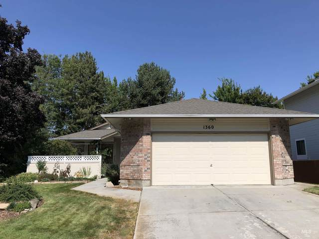 1360 E Monterey, Boise, ID 83706 (MLS #98819583) :: Team One Group Real Estate