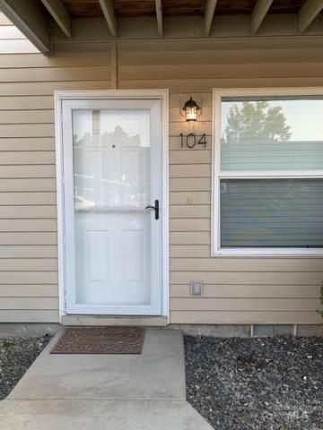 8897 Irving St #104, Boise, ID 83704 (MLS #98819585) :: Juniper Realty Group