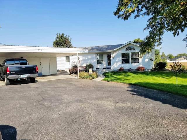 896 Verde Drive, Ontario, OR 97914 (MLS #98819588) :: Epic Realty